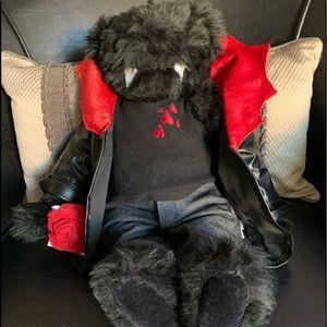 Halloween vampire Vermont Bear
